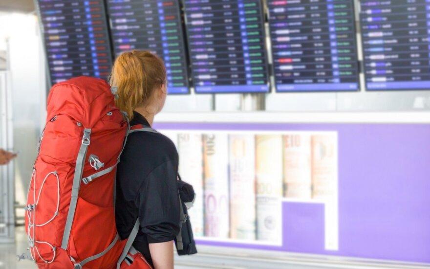18-tą gimtadienį švenčiantys europiečiai galės keliauti nemokamai