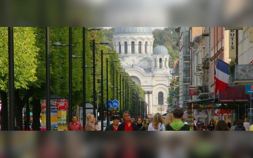Kaunas patvirtino, kad yra Kaunas