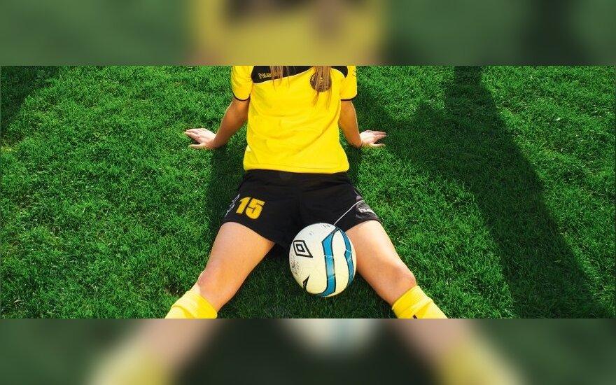 Lietuvos moterų futbolo A lygos favoritės žengia be pralaimėjimų