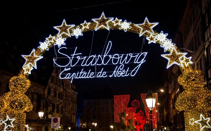 Kalėdų sostinės titulas jau antrą kartą suteiktas tam pačiam miestui