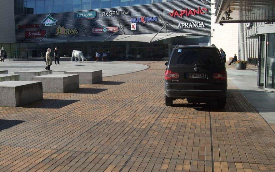 Vilniuje, Europos a. 2011-10-18