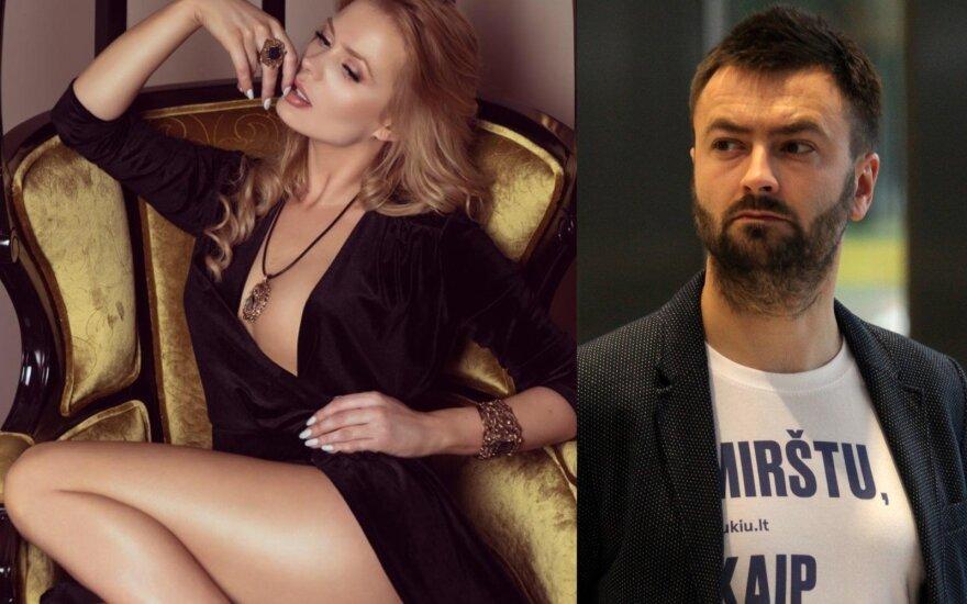 Rugilė Rukšėnaitė, Dainius Matijošaitis