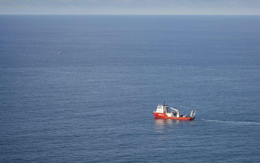 Lamanšo sąsiauryje nuskendo trys prancūzų baidarininkai