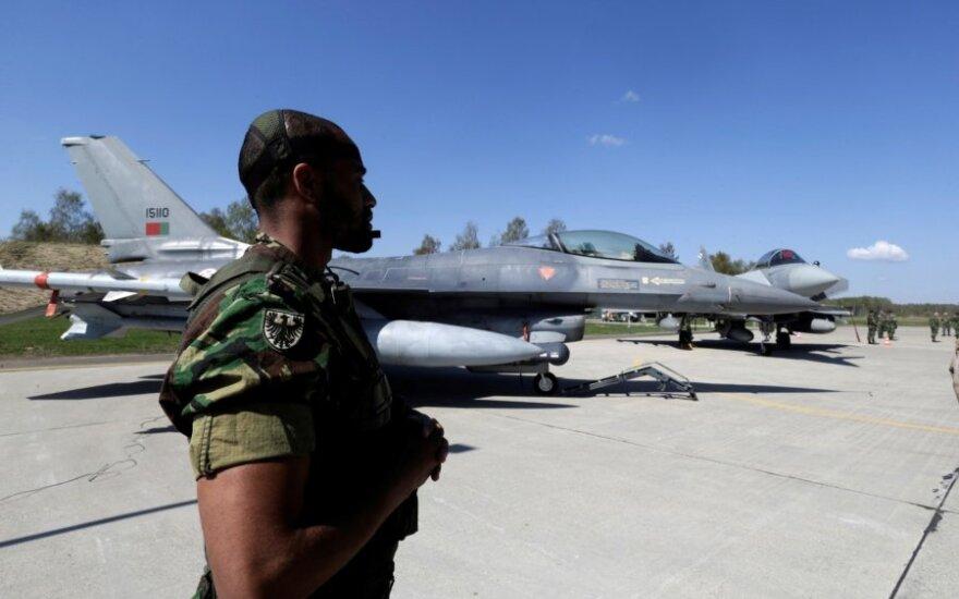 Portugalijos naikintuvas F-16