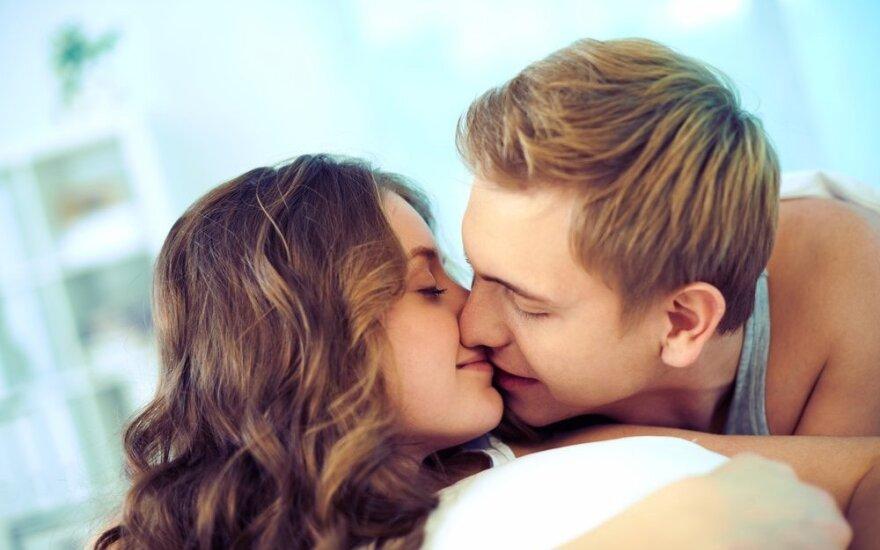 Meilės istorija: pirmiausia jį susapnavau, o paskui sutikau