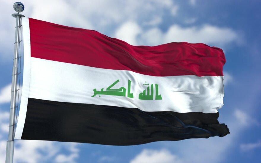 Irako vėliava