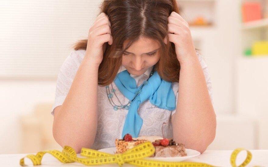 6 ženklai, kad jūsų medžiagų apykaita yra sutrikusi