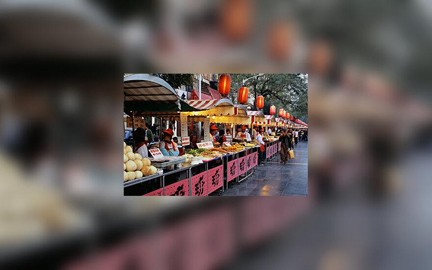 Kinija, turgelis