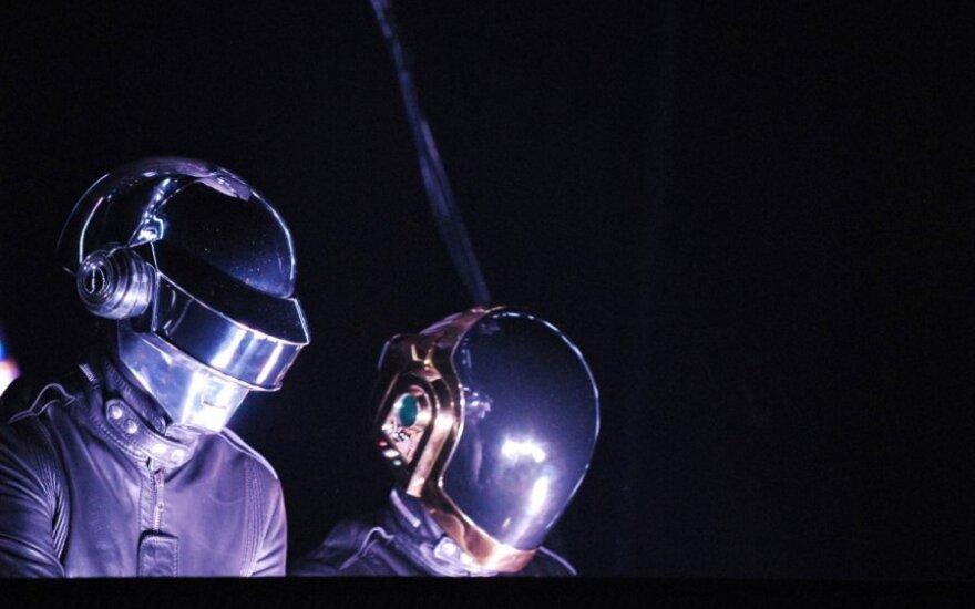 "Grupė ""Daft Punk"""