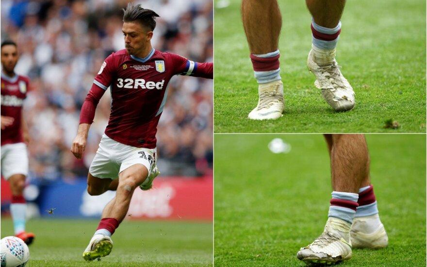 """Jack Grealish, """"Aston Villa"""""""
