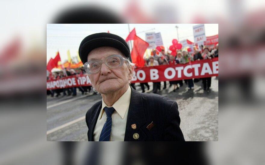 Rusijoje – daugiau kaip 20 mln. vargšų