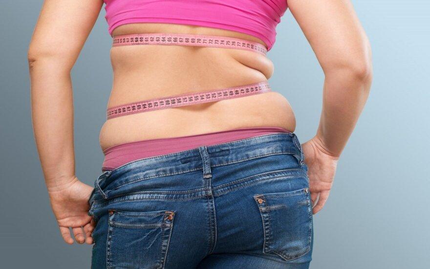 Nesiseka sulieknėti? Mokslininkai tikina, kad mūsų kūnai užprogramuoti tam tikram svoriui