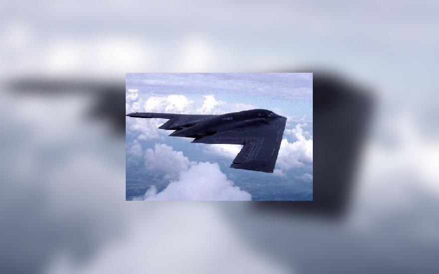 """B-2 Stealth"""