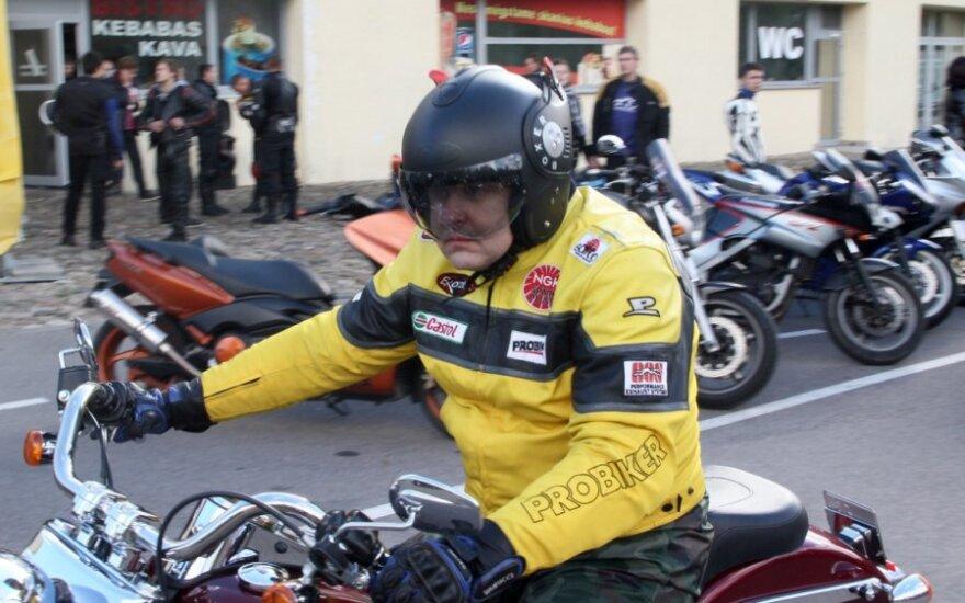 Lietuvos motociklininkų sezono uždarymas 2012
