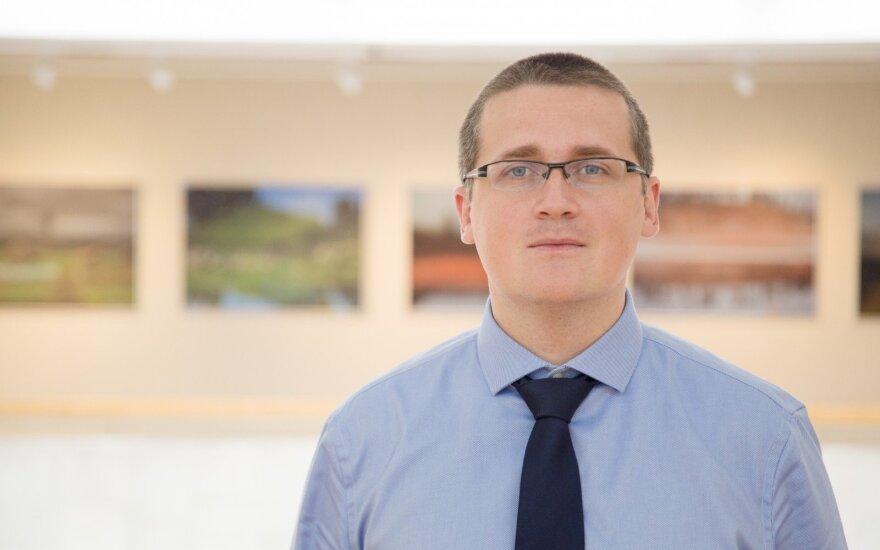 S. Malinauskas. G. Palucko planas partijai – populizmas nuo atsarginių suolo