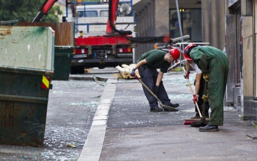 Darbininkai Norvegijoje