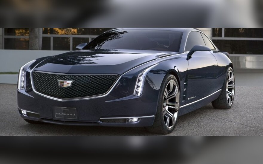Cadillac Elmiraj koncepcija