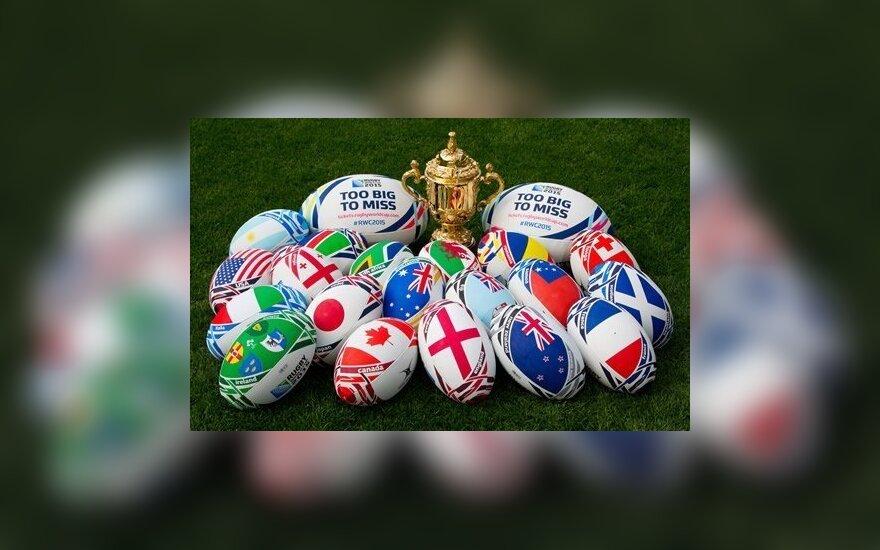 Regbio pasaulio taurė