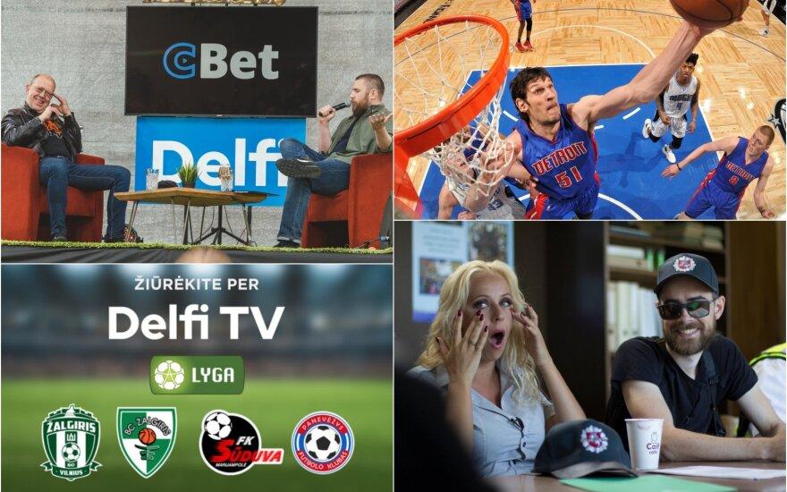 Savaitgalis per Delfi TV