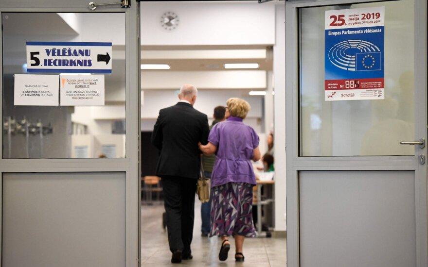 Europos Parlamento rinkimai Latvijoje