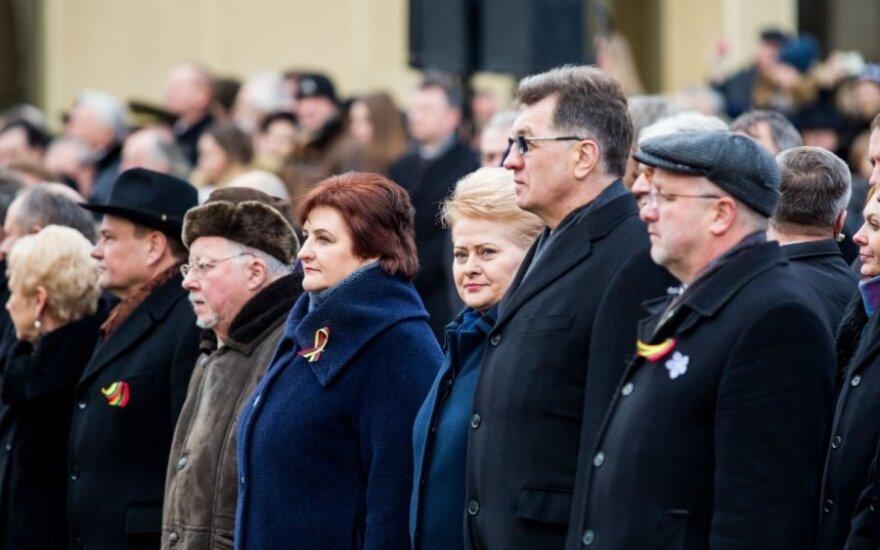 Loreta Graužinienė, Dalia Grybauskaitė, Algirdas Butkevičius