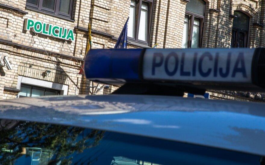 Prienų rajone vyras pagrasino padegti moterį