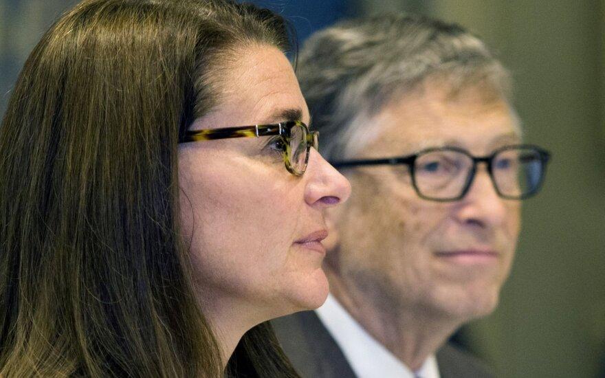 Billas Gatesas, Melinda Gates