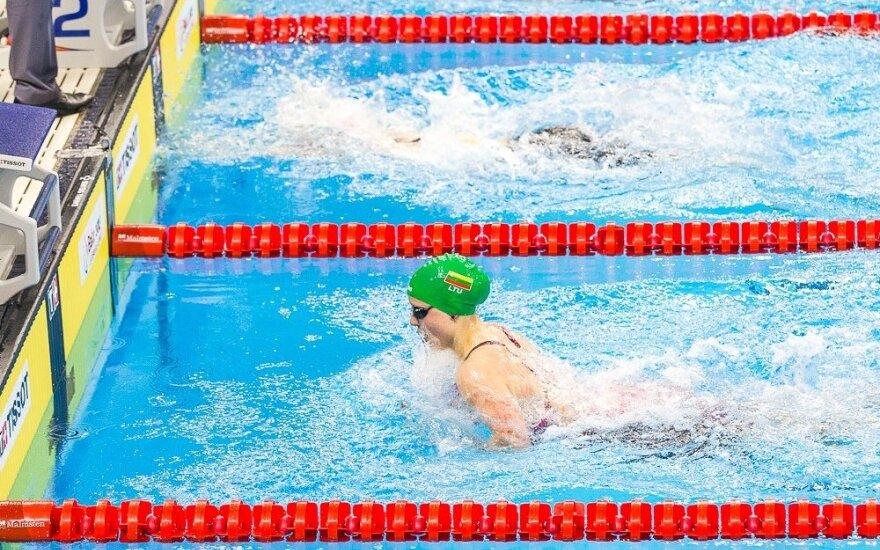 Auksinis finišas: Šeleikaitė – jaunimo olimpinių žaidynių čempionė!
