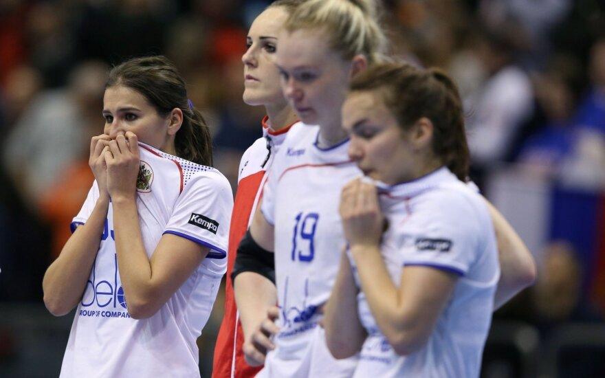 Rusijos moterų rankinio rinktinė