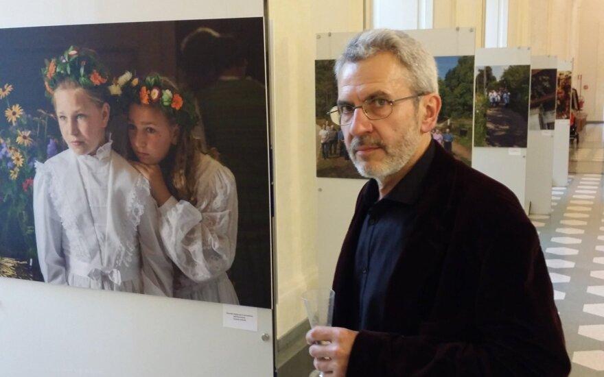 A. Baltėno fotografijų paroda