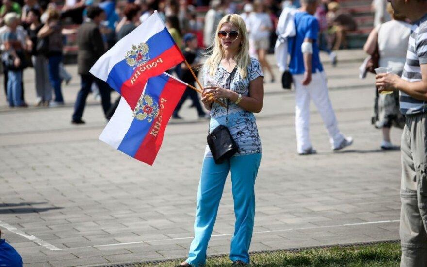 Lietuvių kilmės Ukrainos miesto meras: jūs, lietuviai, neturėtumėte ramiai į tai žiūrėti