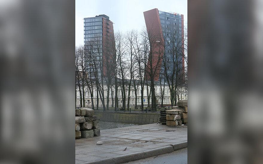 K-centras, Klaipėda