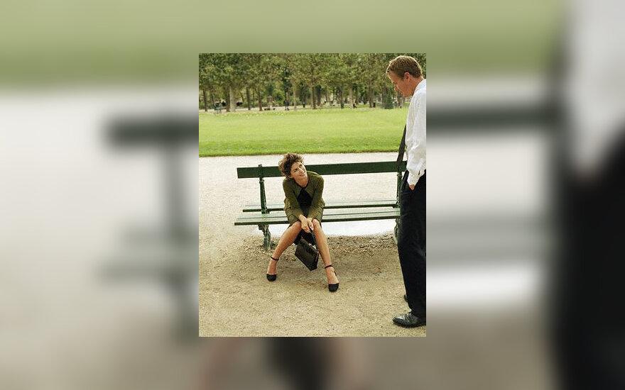 Pasimatymas, vyras ir moteris