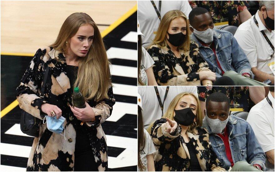 Adele ir Richas Paulas