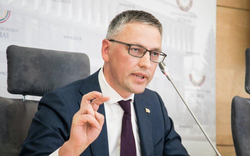Bakas: tarybos posėdis neatspindi situacijos LVŽS