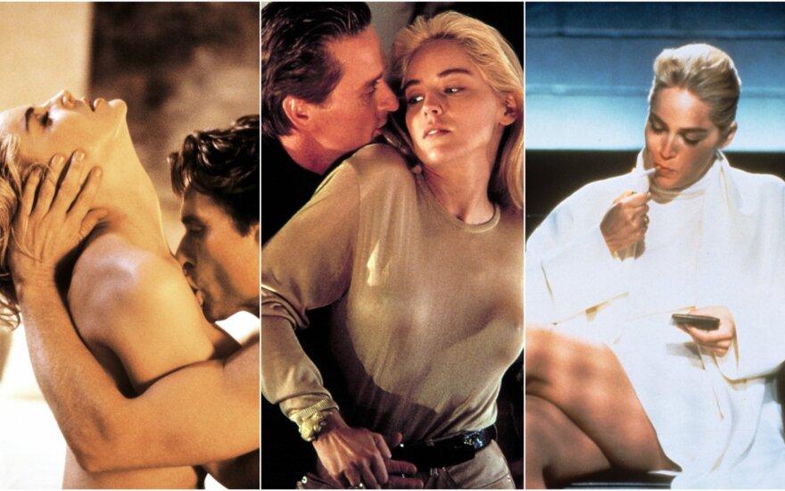 12 filmų scenų, kurias aktoriai norėtų pamiršti