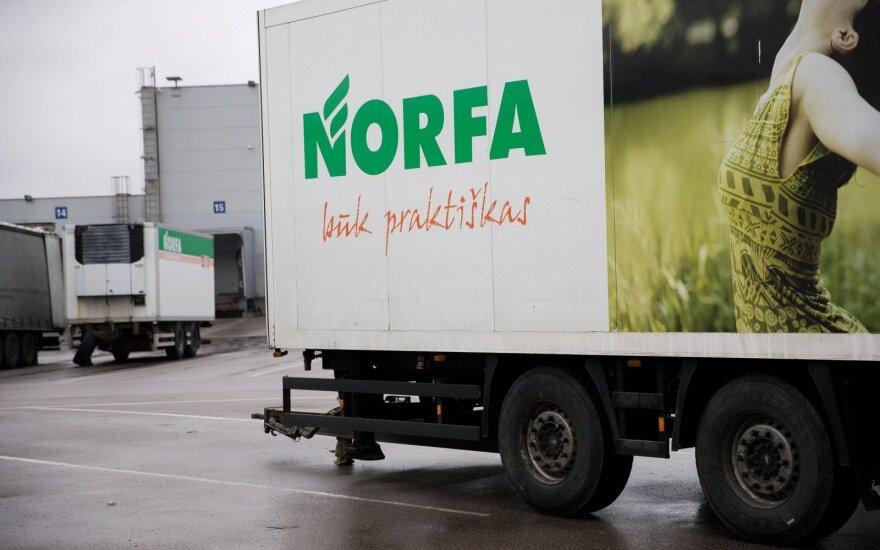 """Kuršėnuose atidaroma atnaujinta """"Norfa"""""""