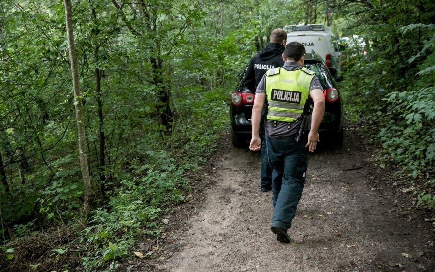 Rastoji žmogžudystės auka – moteris: sekant karštais pėdsakais sulaikyta įtariamoji