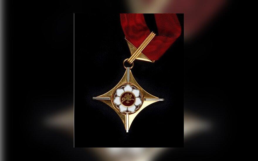 Auksinis scenos kryžius