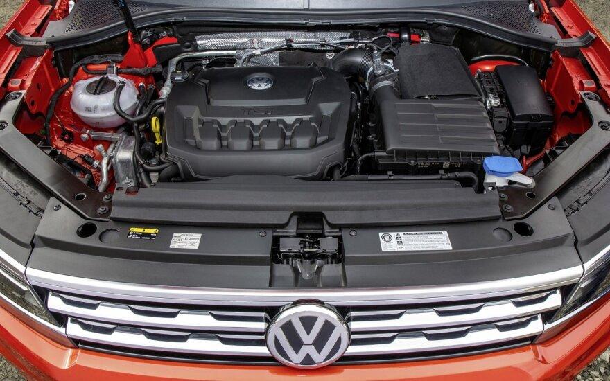 """Vokietijos teismas leido investuotojams pradėti bylinėjimąsi prieš """"Volkswagen"""""""