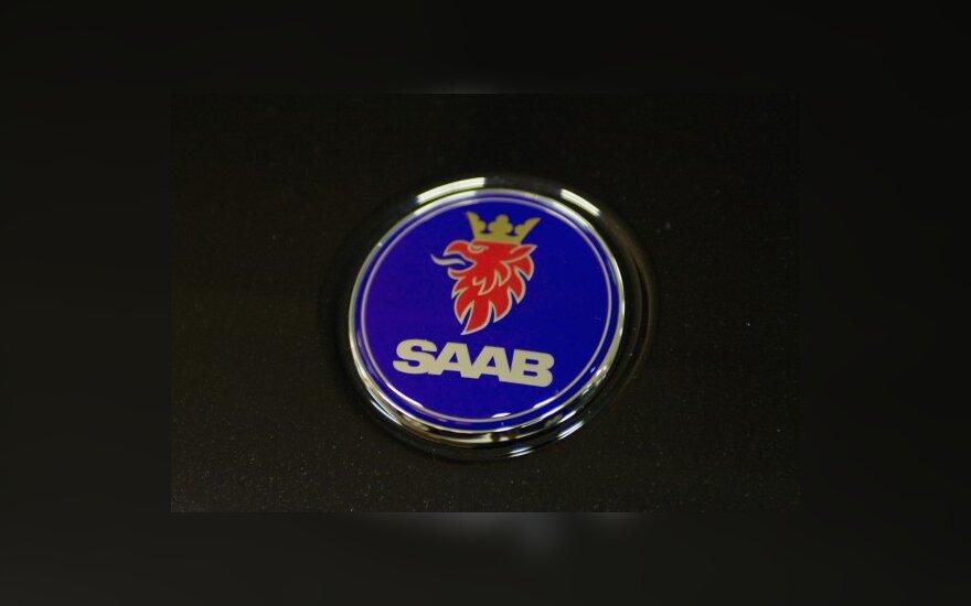 """""""General Motors"""" sutiko parduoti """"Saab"""" (dar papildyta)"""