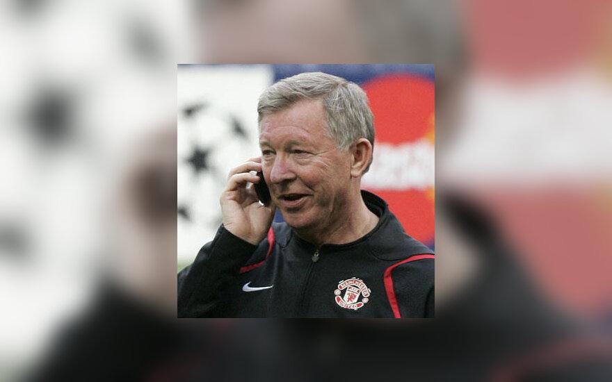 "Alex Ferguson (""Manchester United"")"