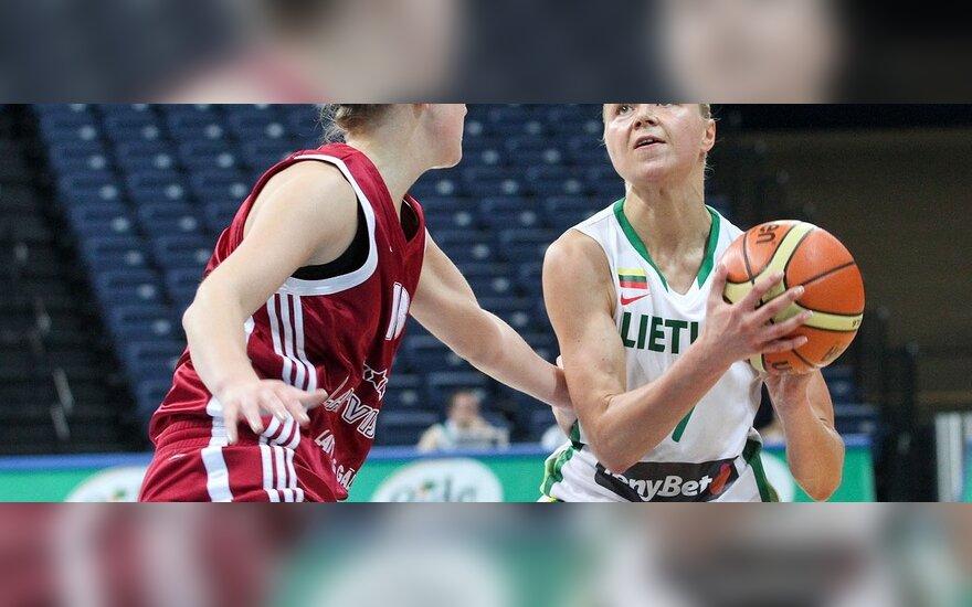 """""""Lietuviškas"""" Kursko klubas pergalingai baigė moterų Europos taurės turnyro grupės varžybas"""