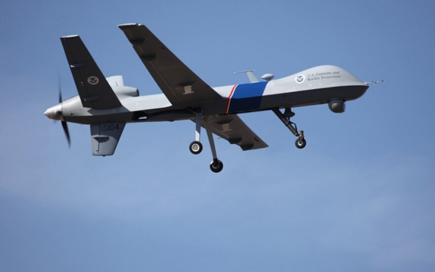 FTB naudojo bepiločius lėktuvus sekimui JAV teritorijoje