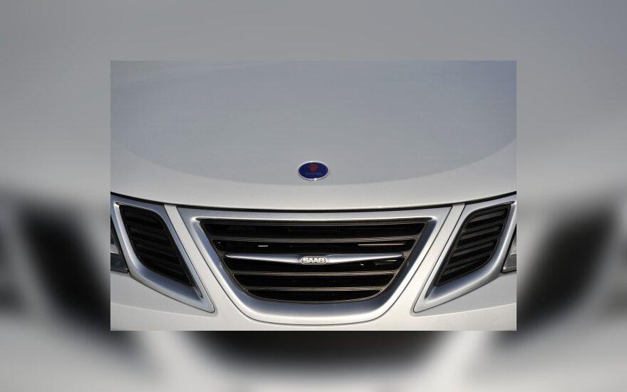 """Oficialu: BMW tieks variklius """"Saab"""" markei"""