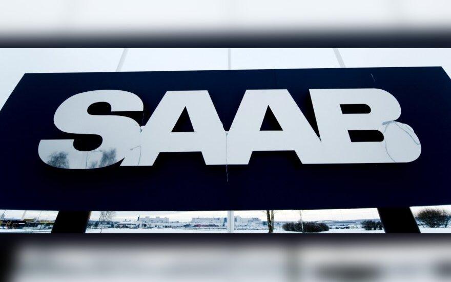 """""""Saab"""" gamyba Kinijoje bus pradėta per 2 m."""