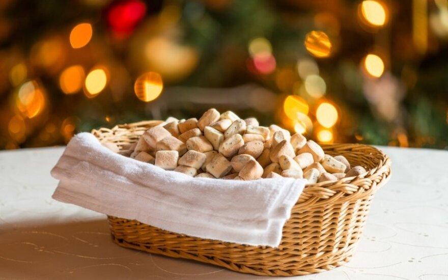 Ką paslėpė XXI a. šv. Kalėdoms skirti blizgučiai?
