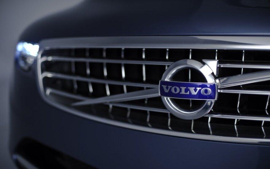 """Volvo"" pristabdo gamybą"