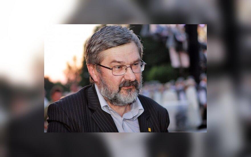 G.Babravičius: konkrečiau apie liberalų jungimąsi bus galima kalbėti rudenį