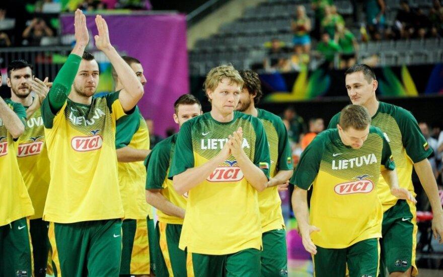 Kodėl mes laimėsime Pasaulio vyrų krepšinio čempionatą
